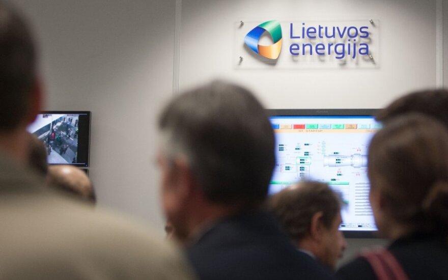 """""""Lietuvos energija"""" žada mažesnes dujų ir elektros kainas"""