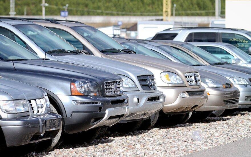 Automobiliu turgus