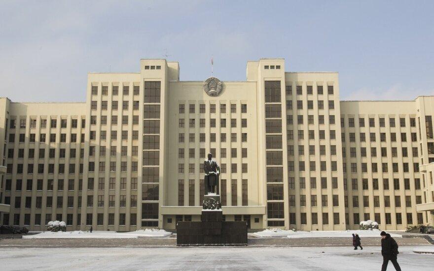 Baltarusijoje renkamas parlamentas