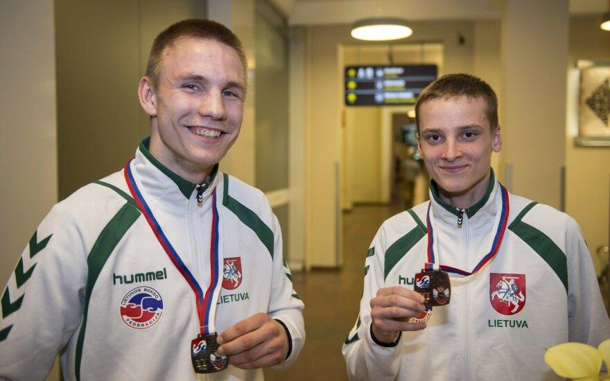 Lietuvos bokso rinktinė – tarp gausiausių pasaulio čempionate