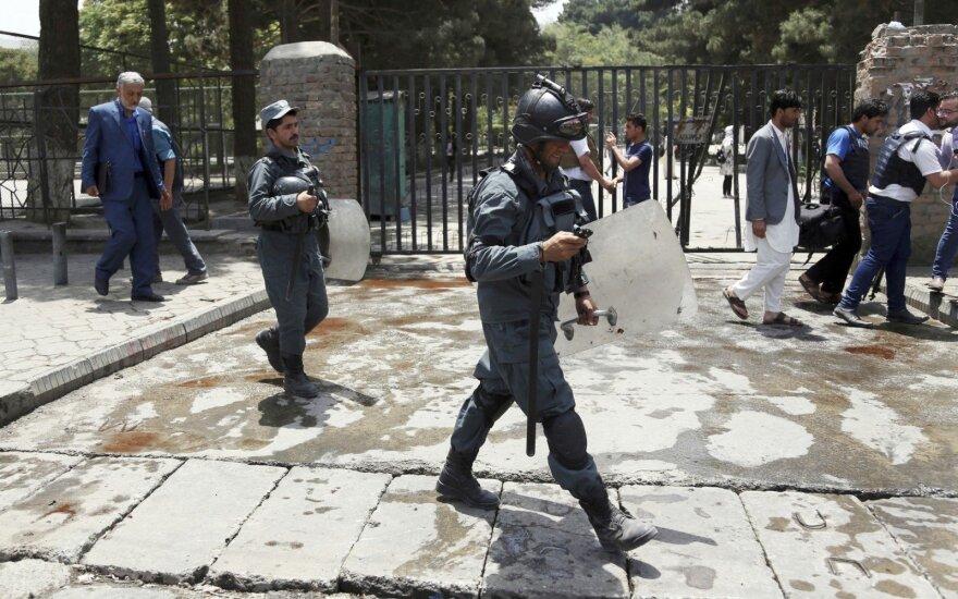 Afganistane iš Talibano kalėjimo išvaduoti 54 žmonės