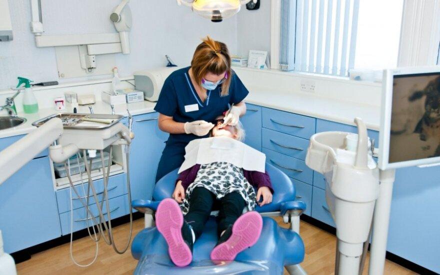 Nemokamas silantavimas – efektyvi apsauga nuo dantų ėduonies