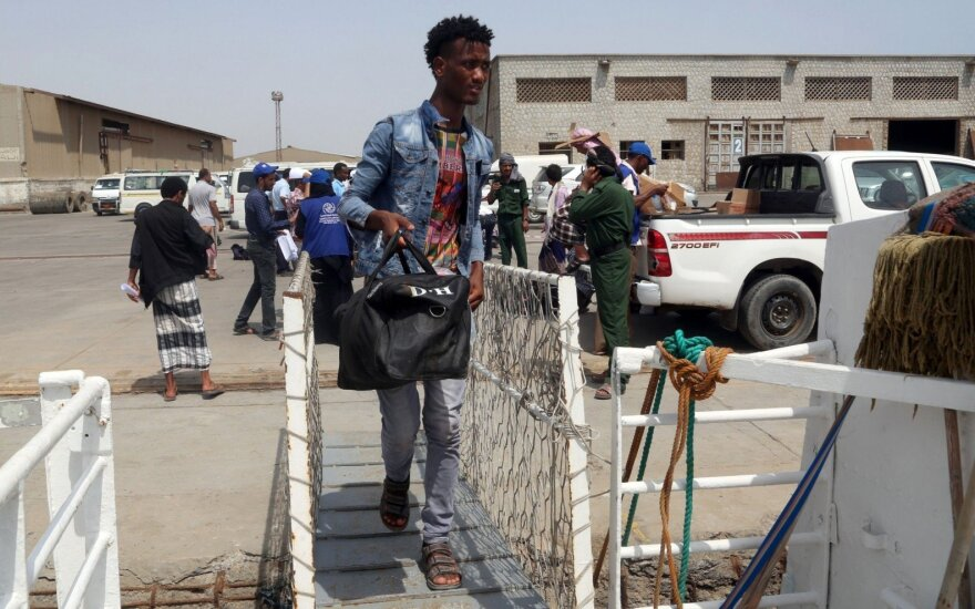 Etiopijos parlamentas atšaukė nepaprastąją padėtį