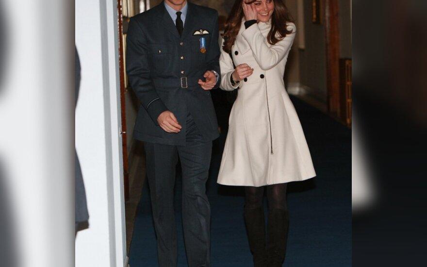 Princo Williamo vestuvės gali vykti Vestminsterio abatijoje
