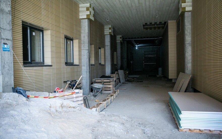 Spalį prasidės didžiosios Nacionalinio dramos teatro salės rekonstrukcija