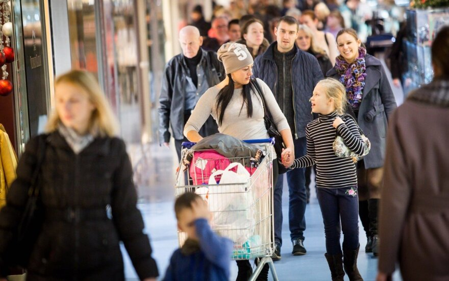 Lithuania retail sales growth slows in December
