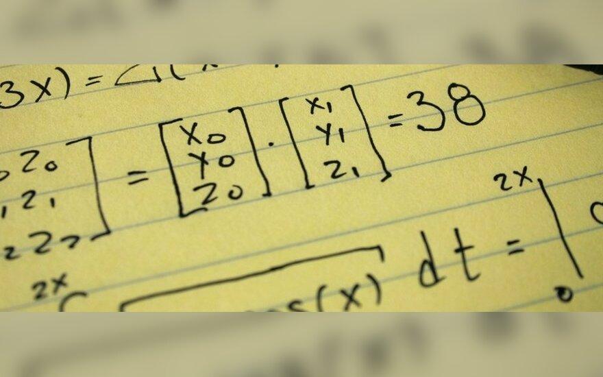 Matematinės lygtys