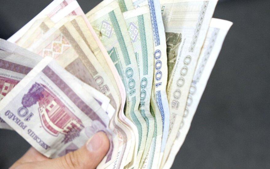 Infliacija Baltarusijoje toliau sparčiai auga