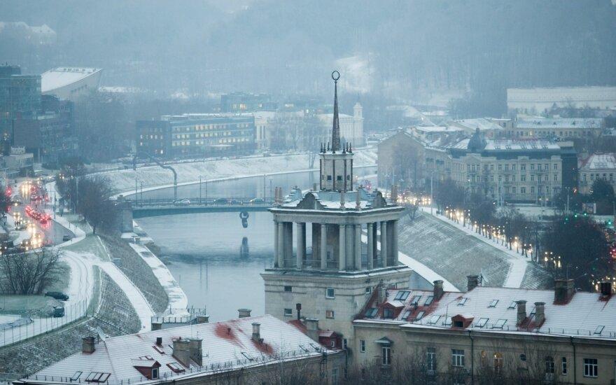 Didžiojoje Lietuvos dalyje laukia sniegas