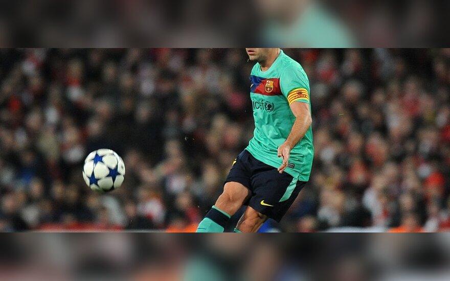 "Xavi (""Barcelona"")"