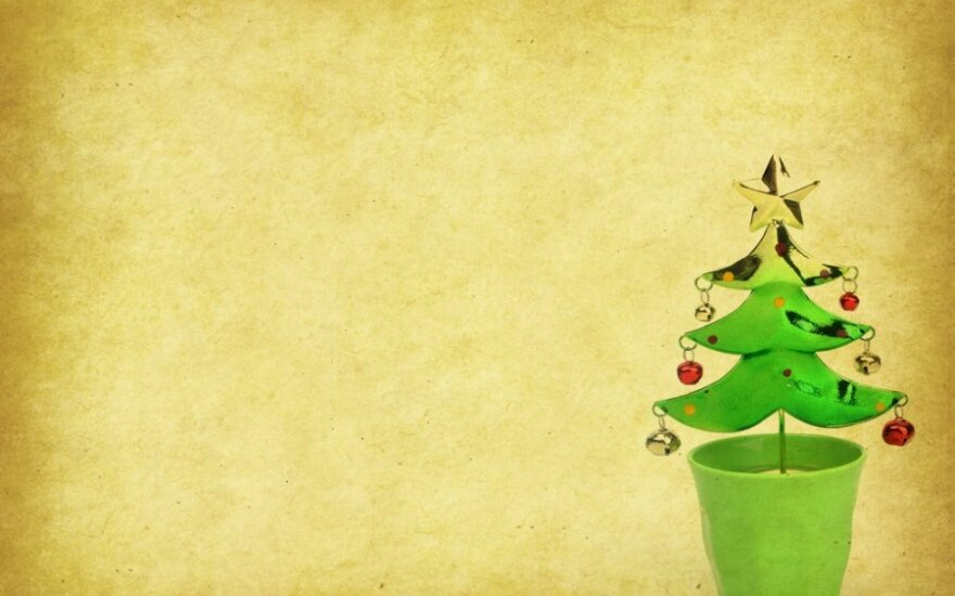 """Šiemet Kalėdos - """"žalios"""" Kalėdos"""