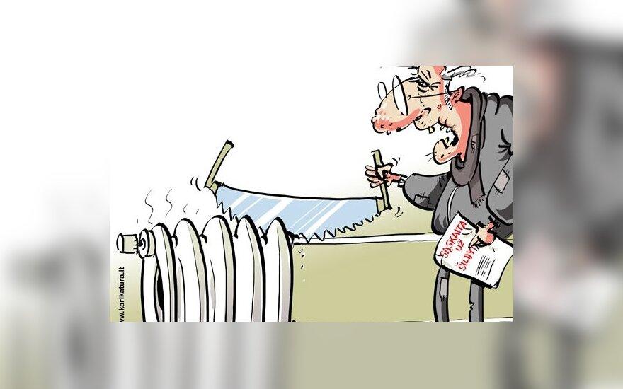 Sostinėje į kovą dėl išaugusių kainų stoja Pašilaičiai
