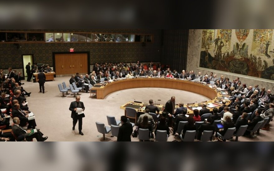 Lithuania to focus on protection of civilians during its May presidency in UN Security Council