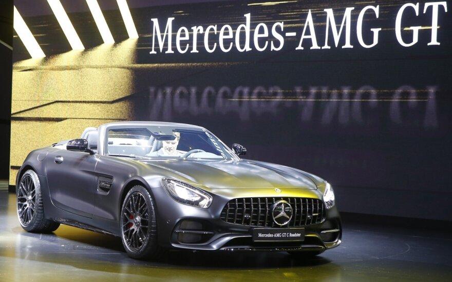 """""""Mercedes-AMG GT C Roadster"""""""