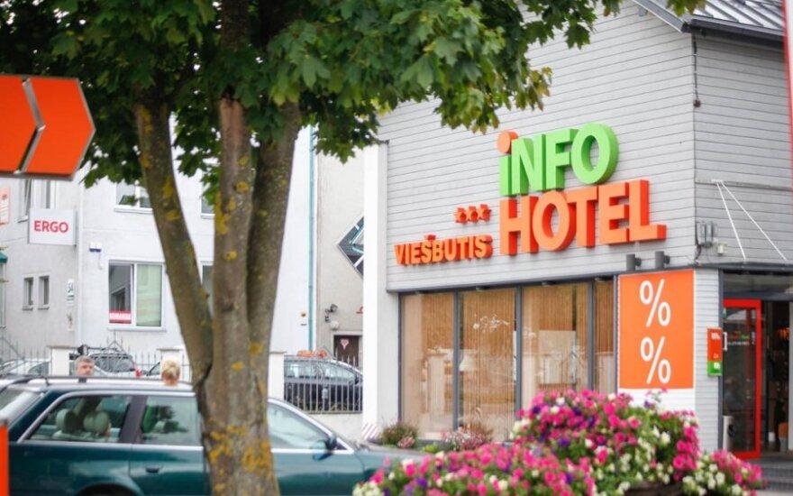 Palangos viešbučiai bando išsaugoti klientus – kainos mažinamos dvigubai