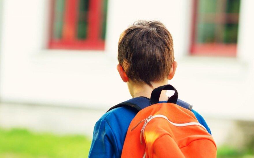 Moksleiviams gali būti sudarytos galimybės ugdytis namuose