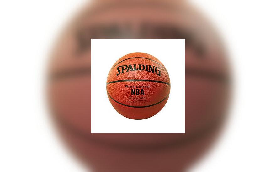 Krepšinis, kamuolys, NBA