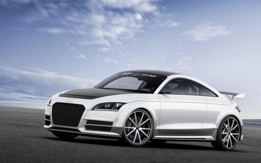 Audi TT ultra quattro
