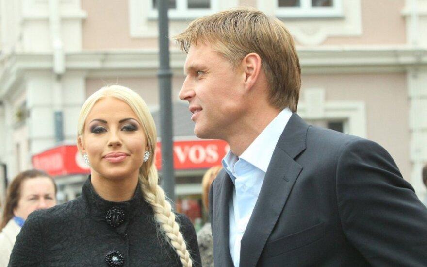 Edgaras Jankauskas ir Viktorija Staponaitė