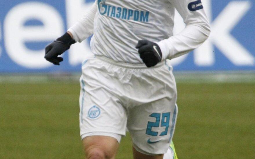 "Andrejus Aršavinas (""Zenit"")"