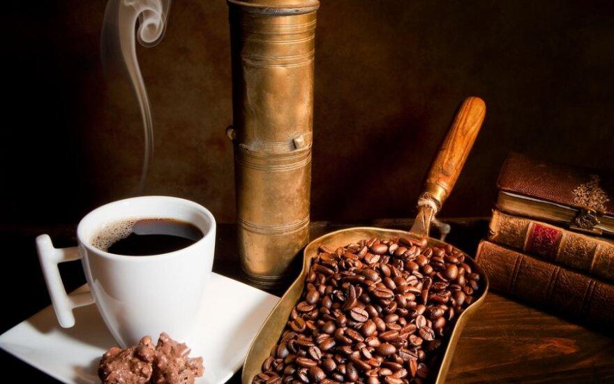 Brazilijos pajamos, gautos iš kavos eksporto 2011 m., buvo rekordinės