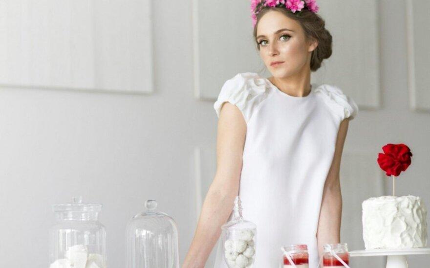 Lietuviškų mūzų suknelės