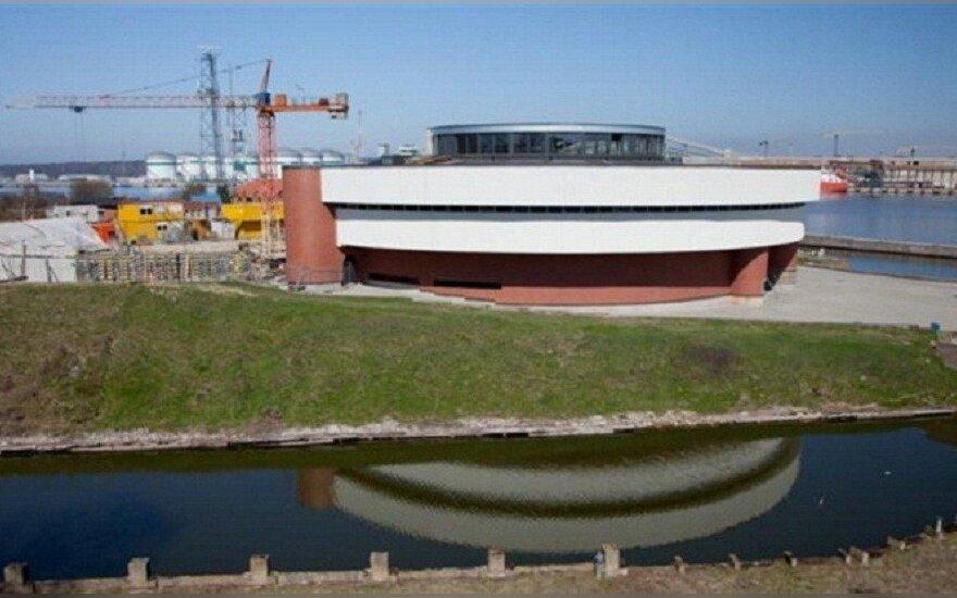 Klaipėdos delfinariumo rekonstrukcija