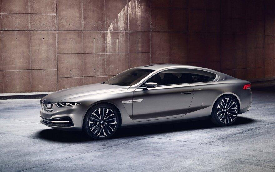 Pradės gaminti 8 serijos BMW