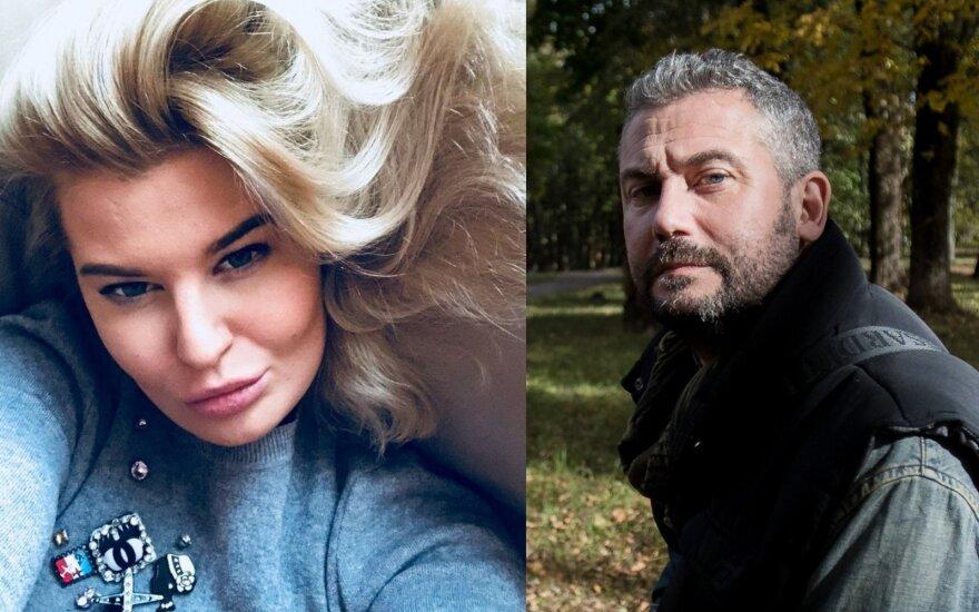 Sandra Grafinina, Nigelas Westas