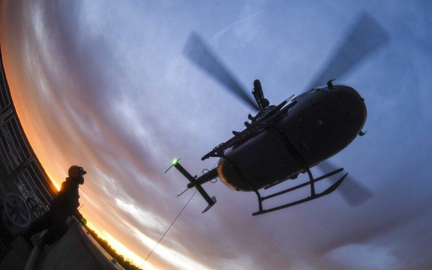Žiniasklaida: JAV Kipre įrengė bazę galimai amerikiečių evakuacijai