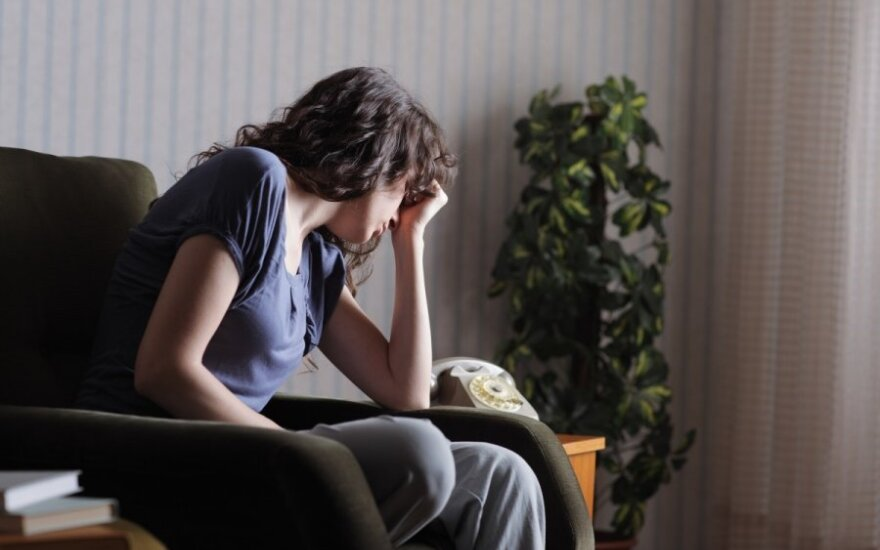 Serganti moteris – atvirai apie kovą su liga
