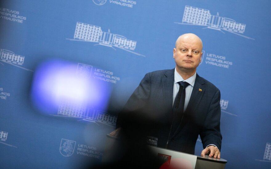 Skvernelis po koalicijos tarybos vakare žada paskelbti kandidatą į ekonomikos ministrus