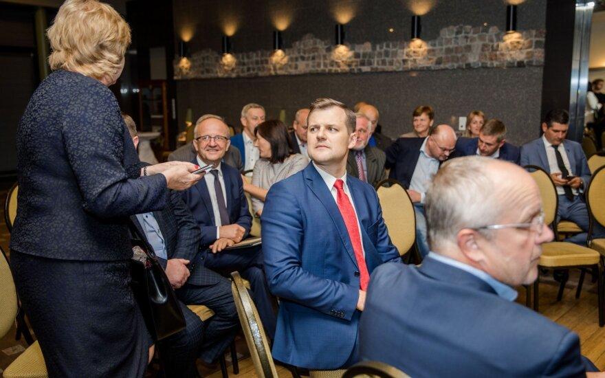 Socialdemokratai pasirašys susitarimus Lietuvos profesinėmis sąjungomis