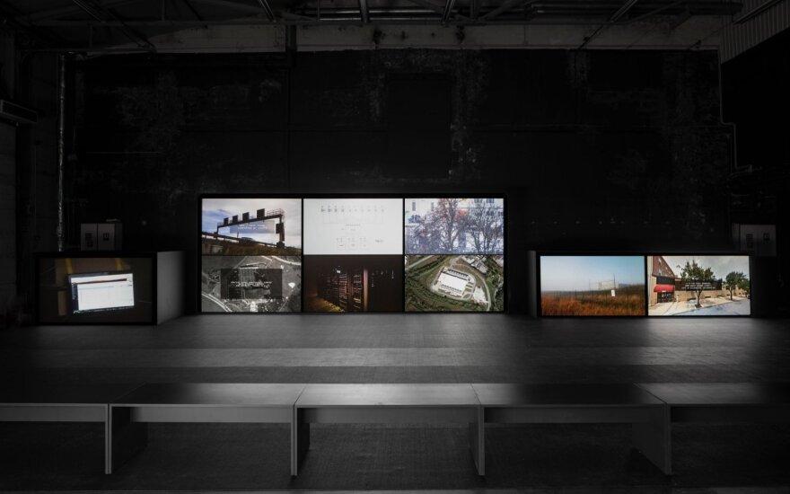 Ivar Veermae, Abejonės centras, Rygos Bienalė, Ryga, Latvija, 2018