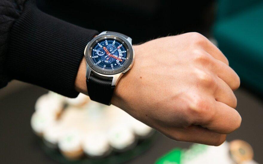 Bitė Lietuva pristatė išmaniuosius laikrodžius su eSIM technologija