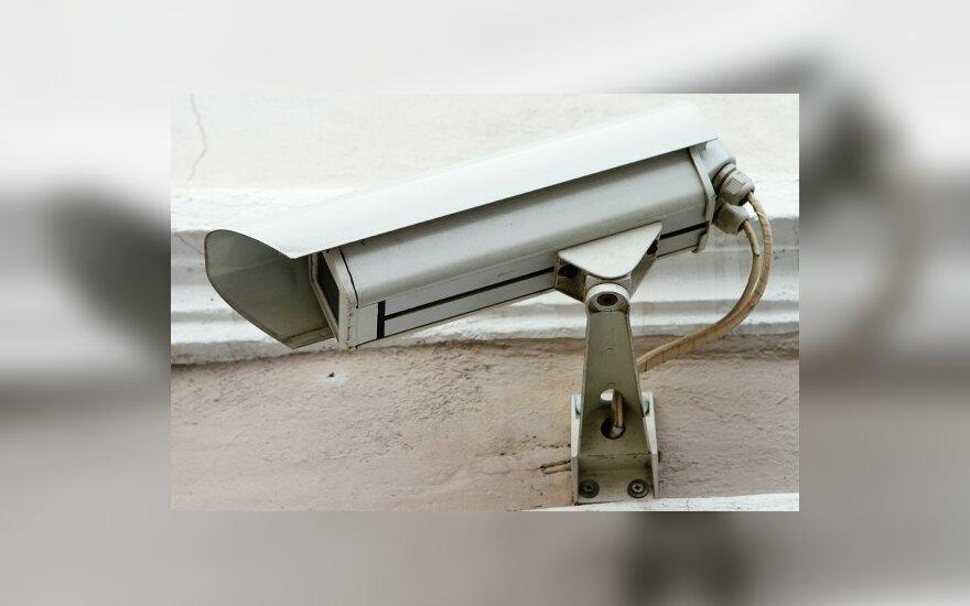 Kameros Londone padeda išaiškinti 6 nusikaltimus per dieną