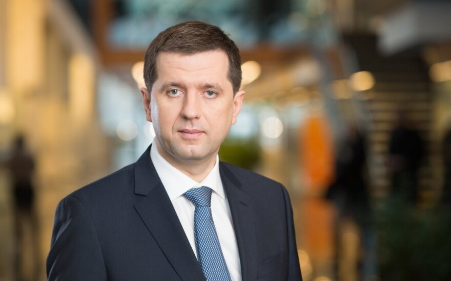 Tadas Gudaitis. Pagrindinis klausimas, kuris padeda lietuviams apsispręsti kaupti pensijai
