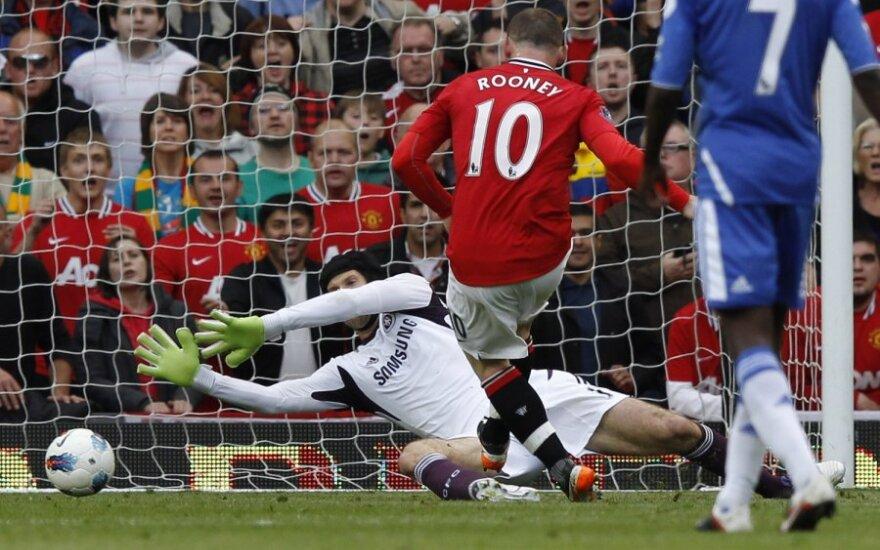 "Wayne'as Rooney (""Man Utd"")"