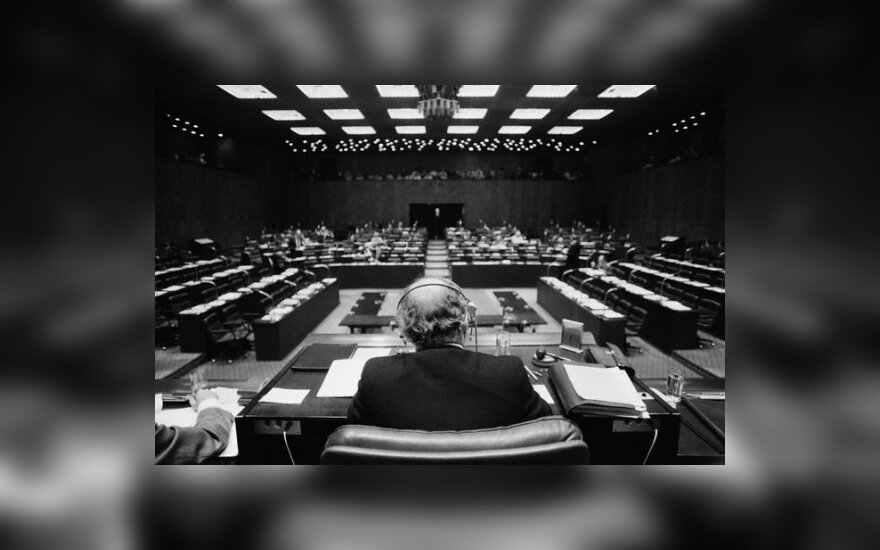 EP nariai nori Frankfurte įkurti pagrindinę reguliavimo tarnybą
