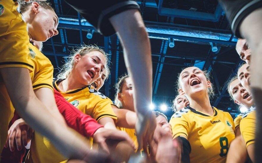 Lietuvos U16 merginų rankinio rinktinė