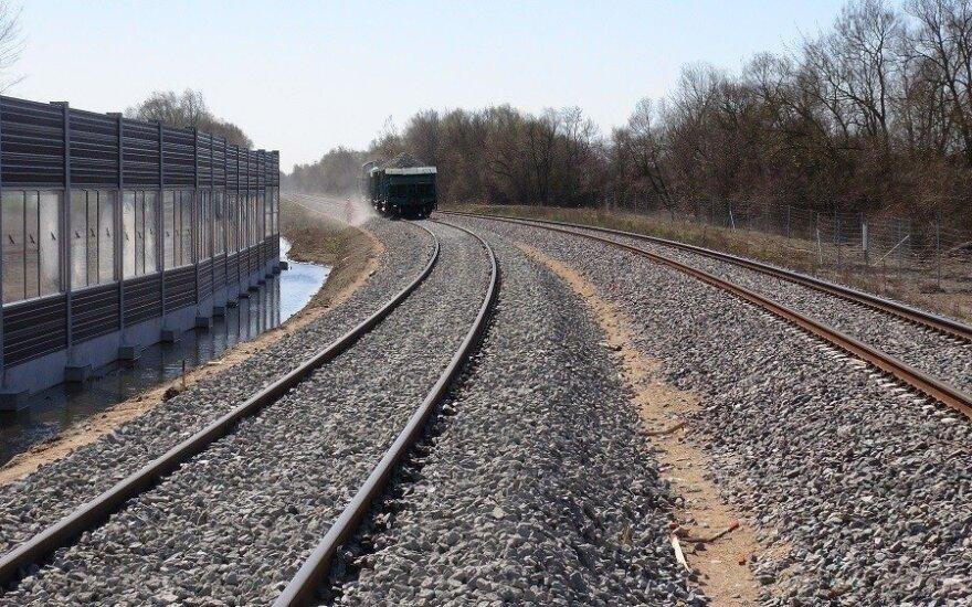 """Susisiekimo ministras Europos Komisijoje aptars projekto """"Rail Baltica"""" perspektyvas"""