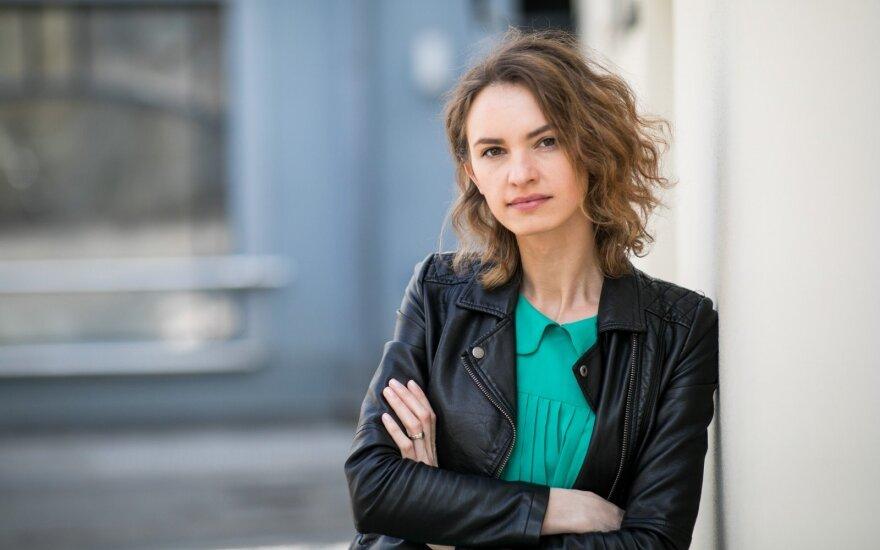Sandra Vilimaitė. Moteriškumas – blogas įprotis, kurio reikia atsikratyti