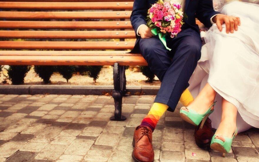 A. J. Bačkis: antrąkart susituokusiems reikia žmogiškumo