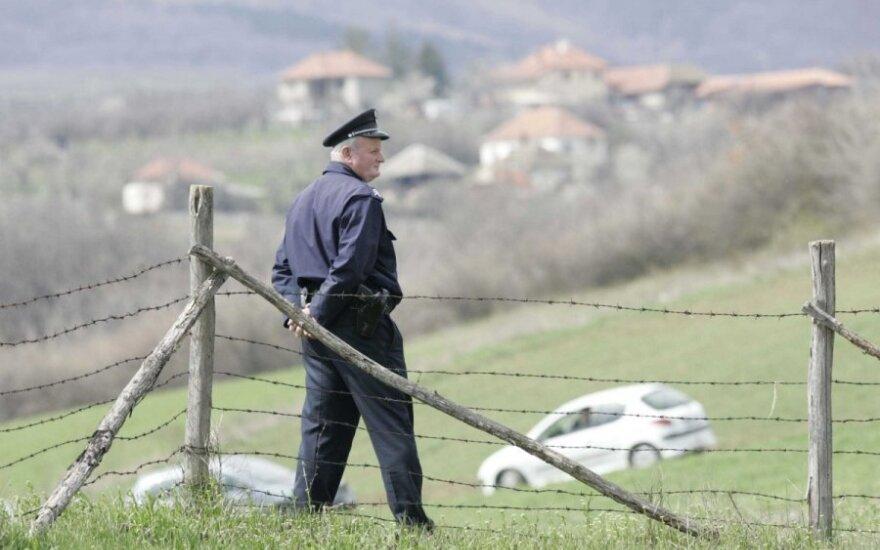 Serbijoje siautėjusio ginkluoto užpuoliko žmona pateikė detalių apie žudynes