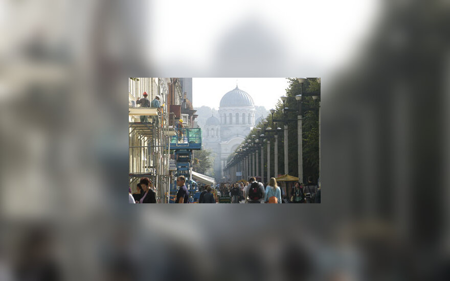 Laisvės alėja Kaune