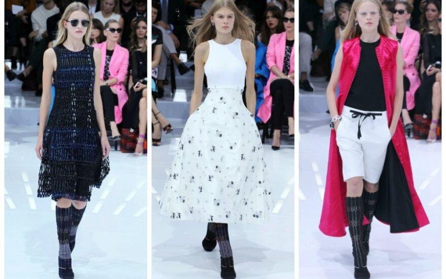 """""""Dior"""" 2015 m. pavasario-vasaros kolekcija"""
