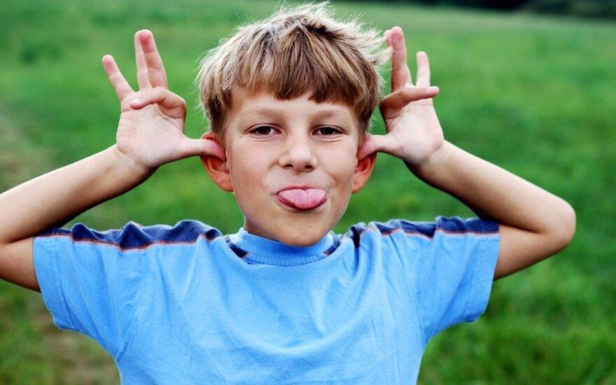 Ko iš tikrųjų siekia vaikai savo netinkamu elgesiu