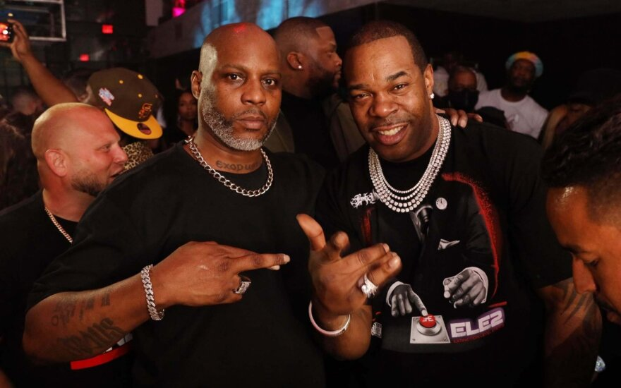 Reperiai DMX and Busta Rhymes