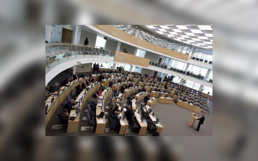 Seimas ratifikavo sutartį dėl Lietuvos ir Baltarusijos valstybės sienos teisinio režimo