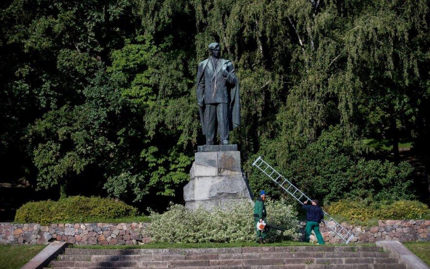 Karbauskis: Cvirka tautos atmintyje siejasi su kultūra
